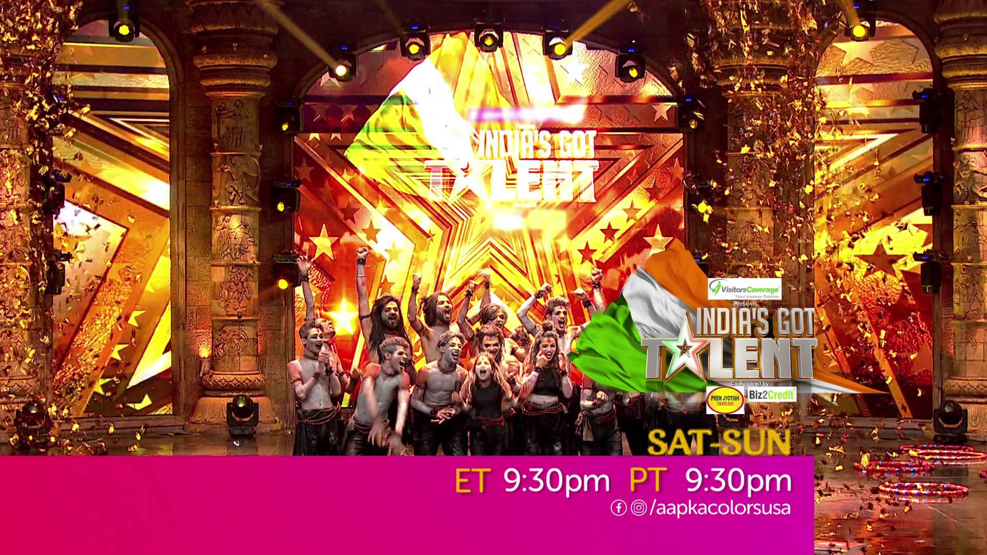 India's Got Talent Season 8 : CRAZY HOPPERS
