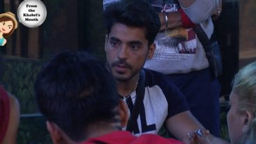 Inside Scoop: Gautam is ready for punishment!