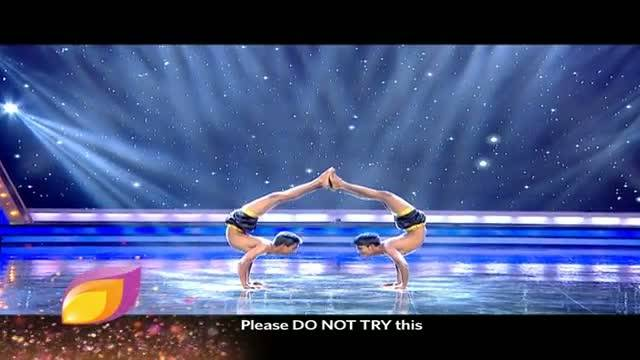 Intense Yoga in #IGT-5