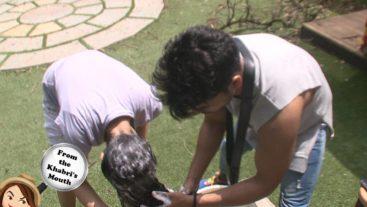Is Gautam the next flirt in the house?