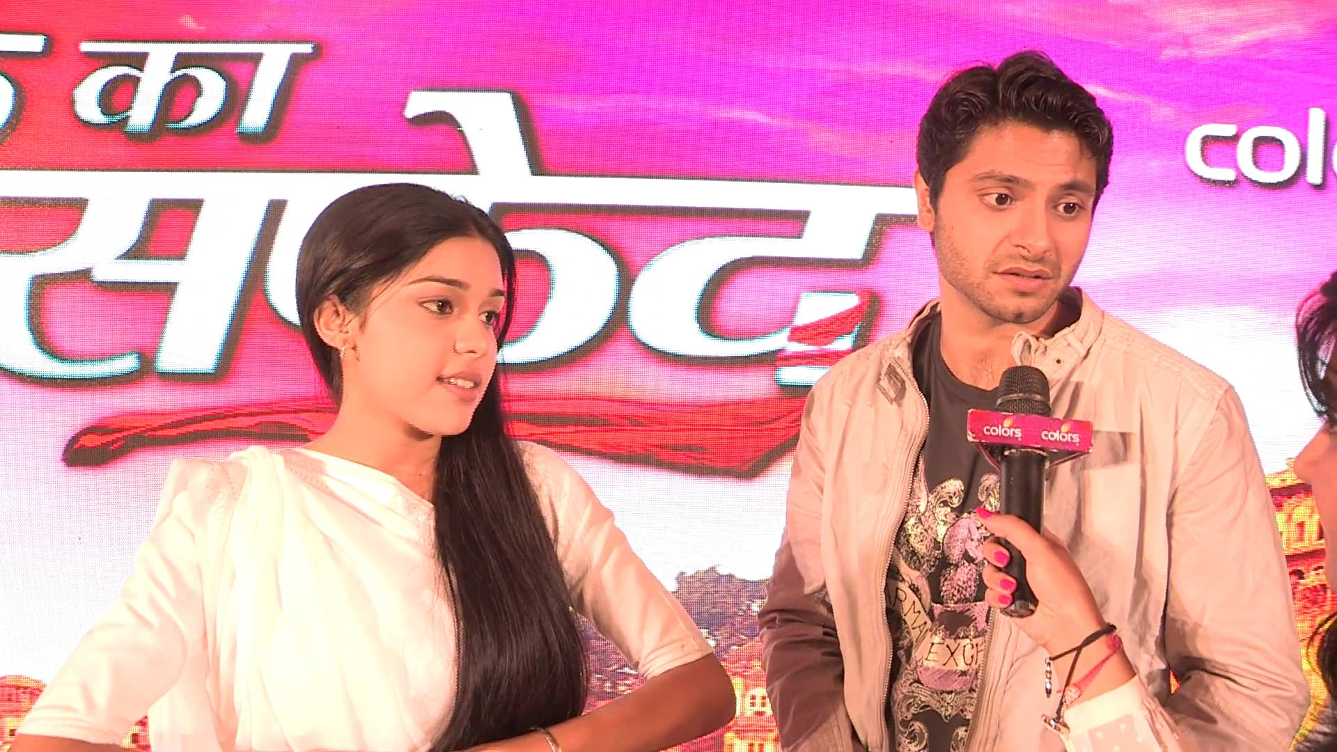 Ishq ka Rang Safed Exclusive: Introducing lead Viplav and Dhani