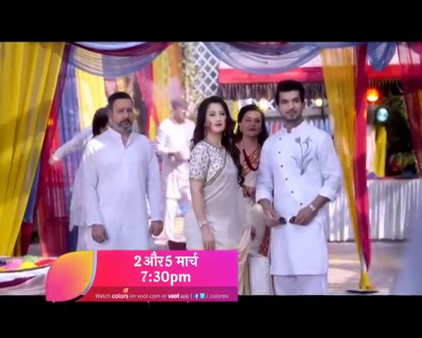 "Ishq Mein Marjawan: Watch 'Holi Special"" on 2nd March & 5th March!"