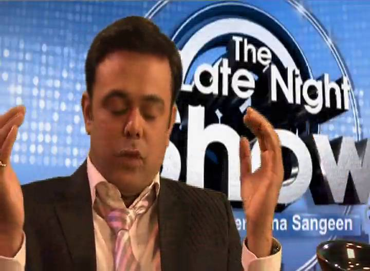 It is not about jokes only it is awareness too #Late night show