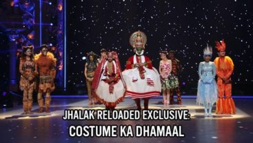 Jhalak Reloaded Exclusive: Costume ka Dhamaal