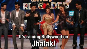 Jhalak Reloaded Exclusive: It's Bollywood all the way!