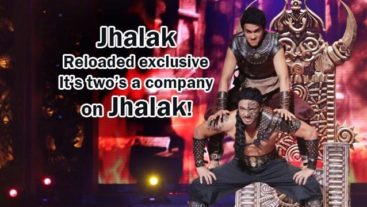 Jhalak Reloaded Exclusive: It's two's a company on Jhalak
