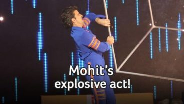 Jhalak Reloaded Exclusive: Mohit- The Firecracker of Jhalak!