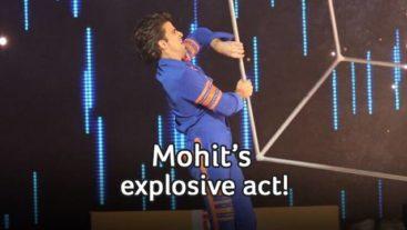 Jhalak Reloaded Exclusive: Mohit- The Firecracker of Jhalak!