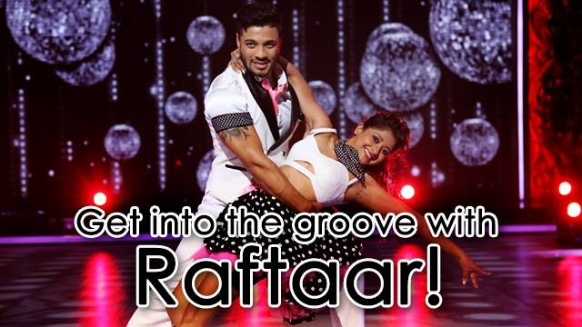 Jhalak Reloaded Exclusive: Raftaar shows his dance moves
