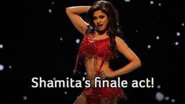 Jhalak Reloaded Exclusive: Shamita's rocking finale act!