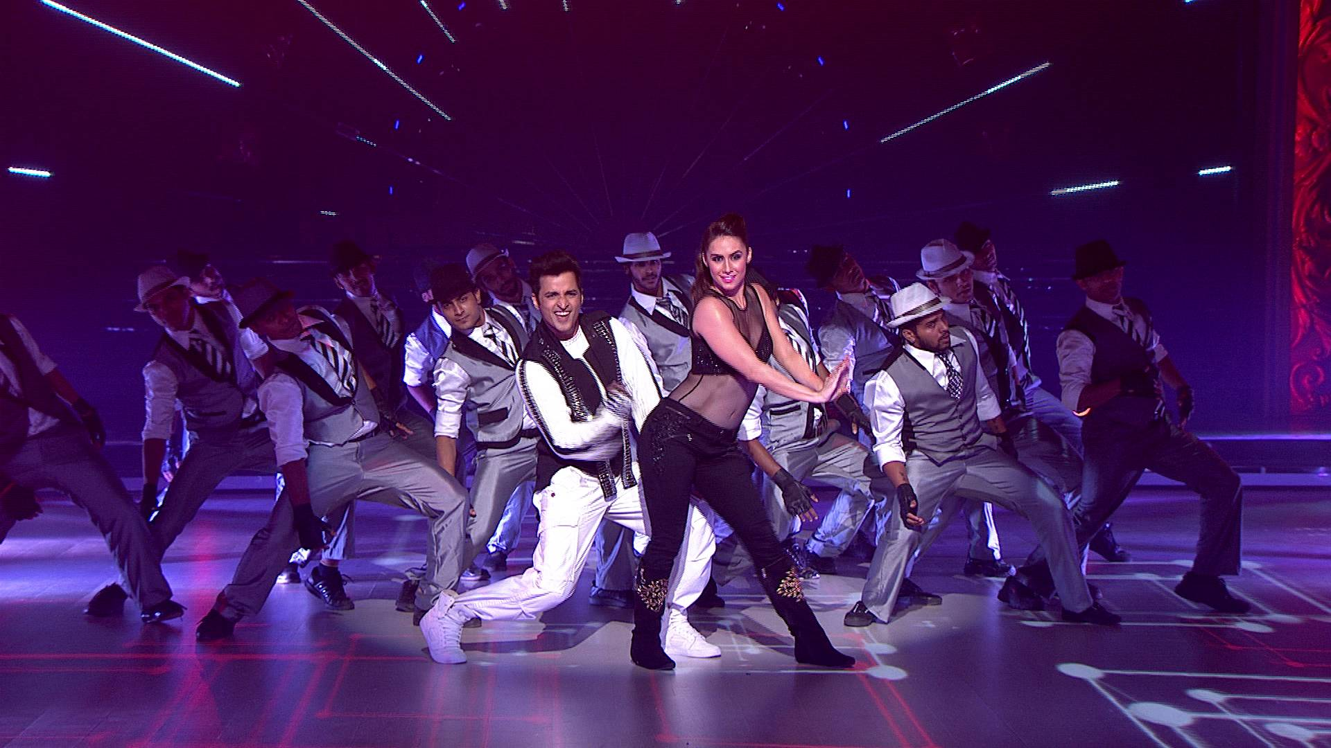 Jhalak Reloaded: Ganesh and Lauren's double whammy in the opening act of Jhalak!