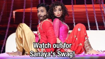 Jhalak Spoiler: Sanaya's Swag will make you fall in love with her all over again!