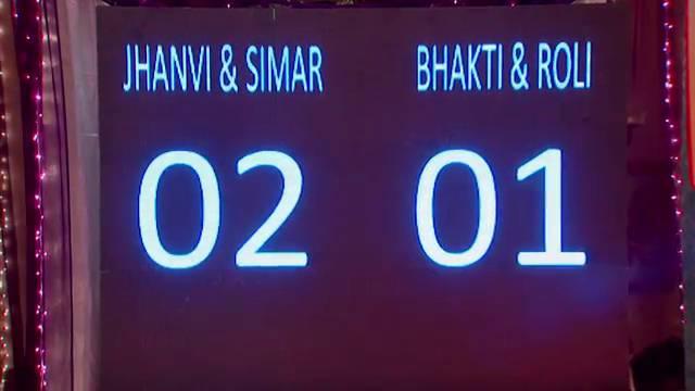 Jhanvi and Simar wins the third task: Ep-889, Sasural Simar Ka #Seg 4