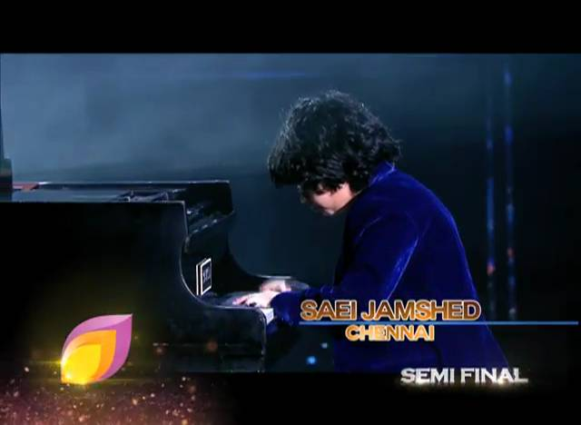 Judges are proud of Saei #IGT-5