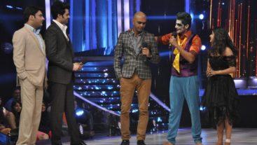 Karanvir becomes Jhalak's Bad Man!