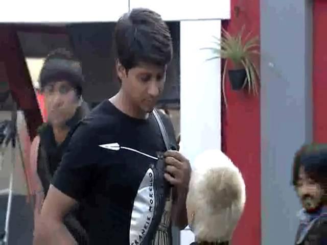 Kashif and Sapna's brawl #Day 5, Sneak Peek