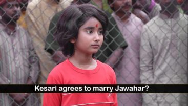 Kesari agrees to marry Jawahar?