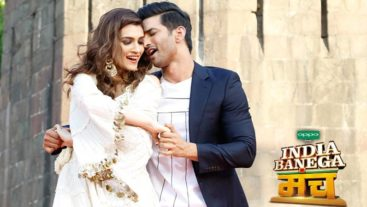 Kriti Sanon & Sushant Singh Rajput Will Up The Fun Factor This Weekend On 'India Banega Manch'