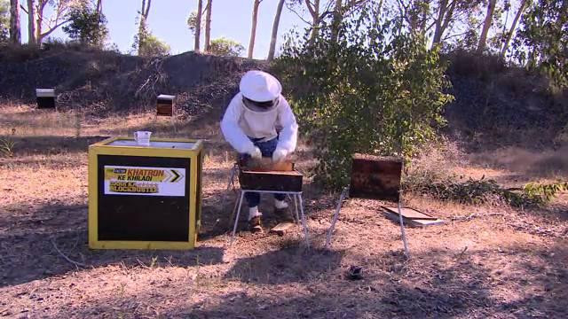 Kushal's quest for honey: Ep-2,Khatron Ke Khiladi #Seg 6