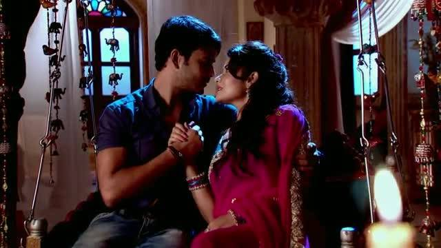 Love is in the air for Kishan and Bhoomi