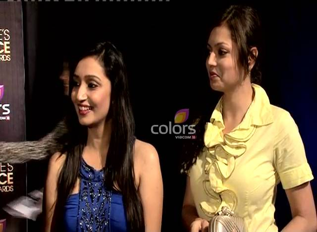 Madhu and Padmini confident about winning #People Choice Awards