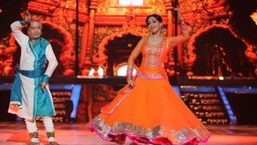 Madhuri jittery about dancing with Birju Maharaj!