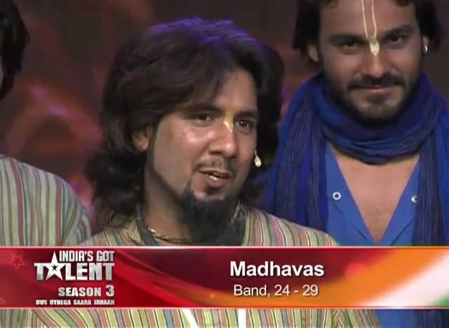 Madhvas #India's got talent