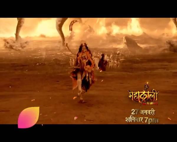 Mahakaali: Dekhyie Mahakaali ko ek naye roop mein. Dhumavati ki Khatha shuru ho rahi hai 27th January se.