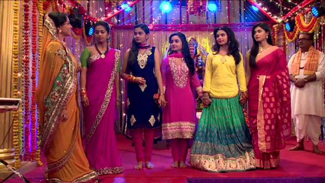 Mata ki Chowki Special with SSK cast #ShastriSisters