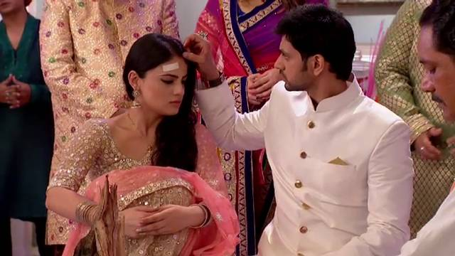 MATSH Spoiler: Khushi ke aansu as Ishveer renew their vows!