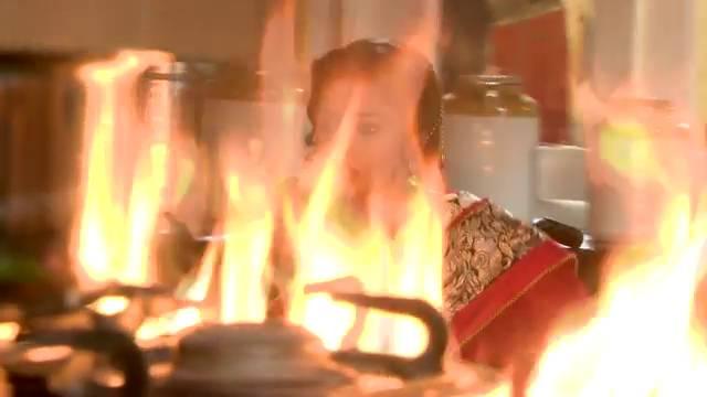 Meethi gets stuck in the fire: Ep-1282, Uttaran #Seg 2