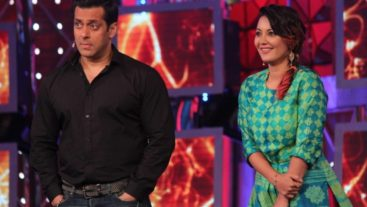Minissha Lamba's Au Revoir to the Bigg Boss House