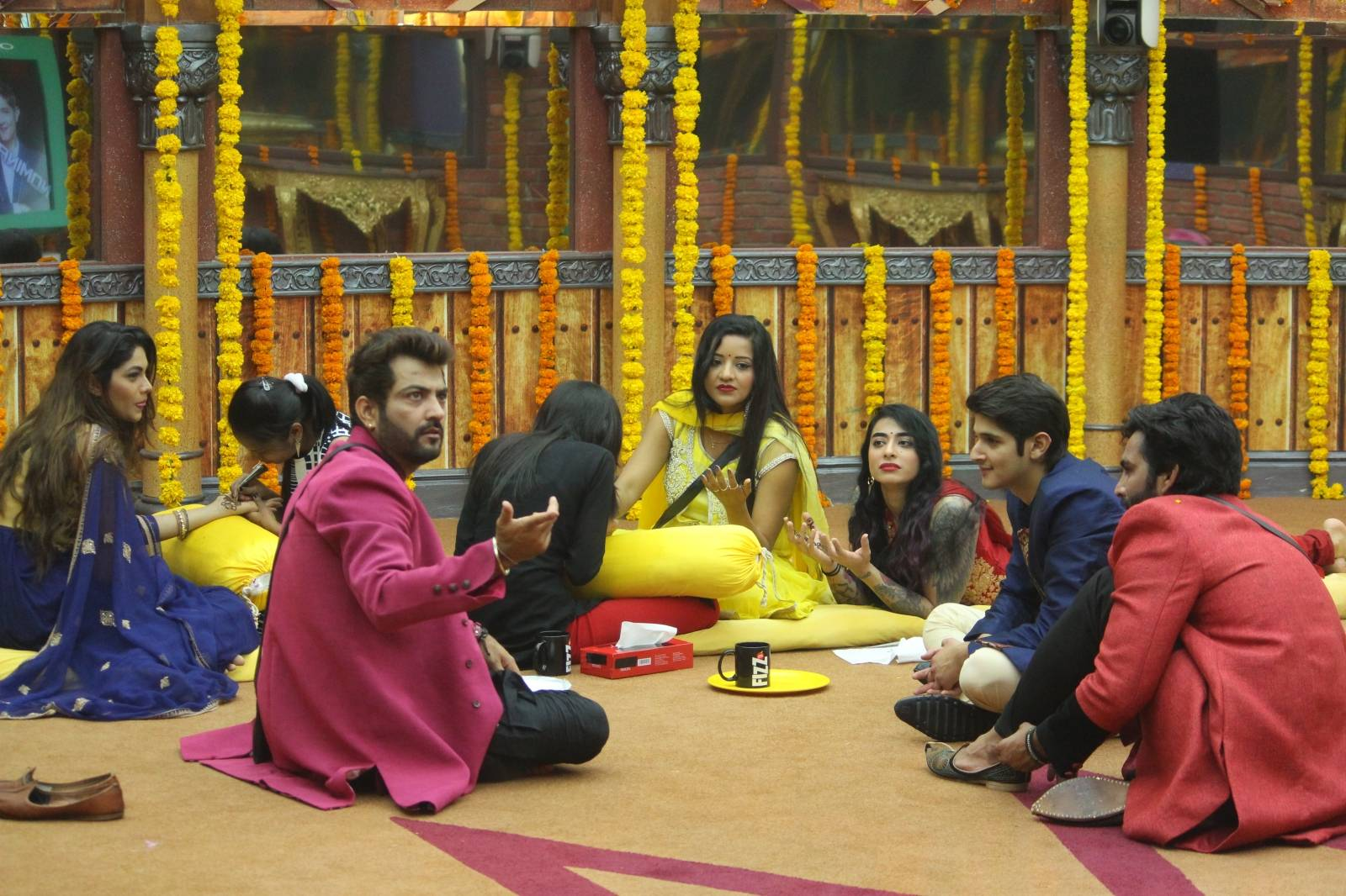 Exclusive: Monalisa weds Vikrant on Bigg Boss 10!