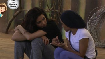 Night Bite: Karishma and Soni discuss housemates!