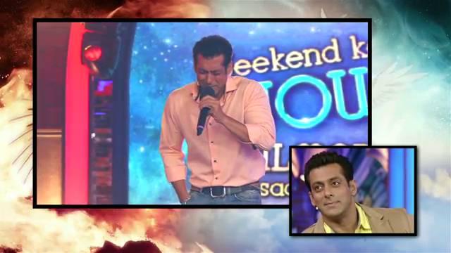 Oh, Singer Salman!: BB Saath – 7, Day 77 #Seg-6