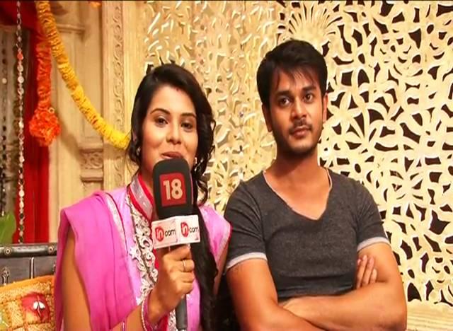 On Sets: Bhoomi's Agnipariksha #Sanskaar