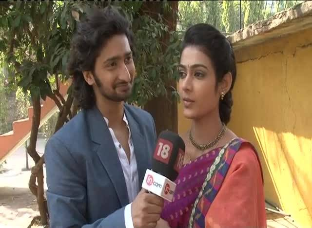 On sets: Mohan and Megha's reunion #Na Bole Tum-2