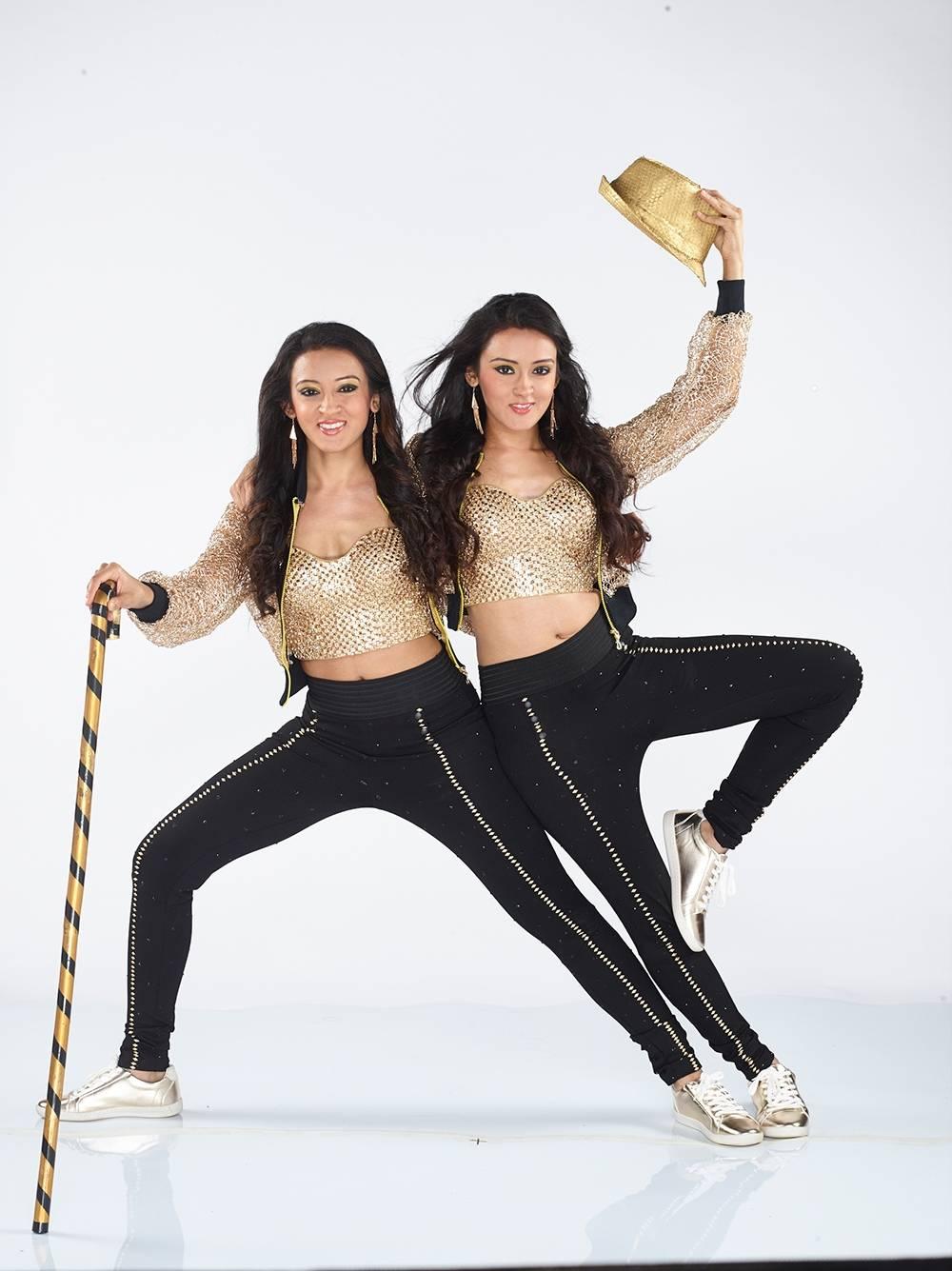 Poonam & Priyanka Shah