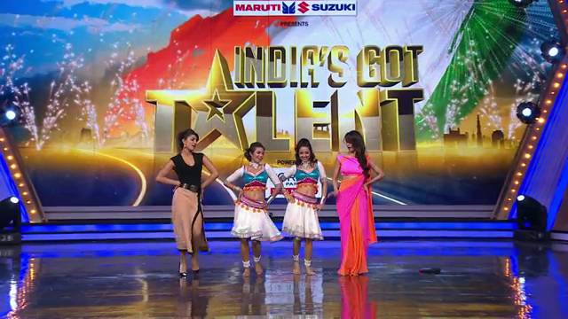 Priyanka does the 'pritam-pyare': IGT5, Ep-11, #Seg-7