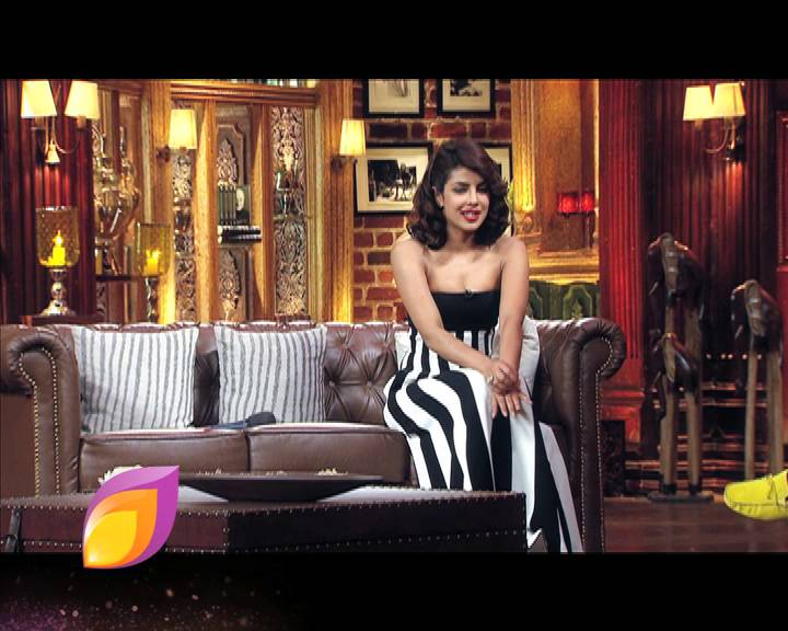 Promo: Priyanka Singing on The Anupam Kher Show