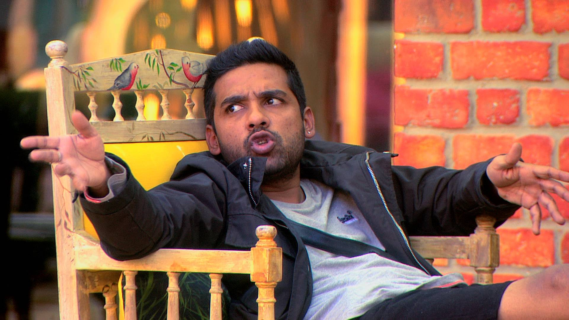 Puneesh and Bandgi revolt against everyone in the Bigg Boss house!