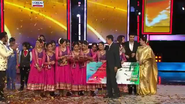 Raagini Makkar and Nadyog wins IGT: IGT5,Grand Finale Ep-17, #Seg-28