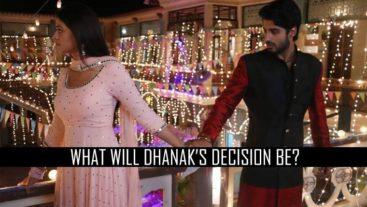 Raghu slaps Dhanak?