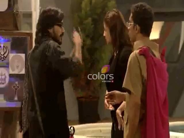 Rajeev and Aseem clash over Delnaaz #Day 9, Sneak Peek