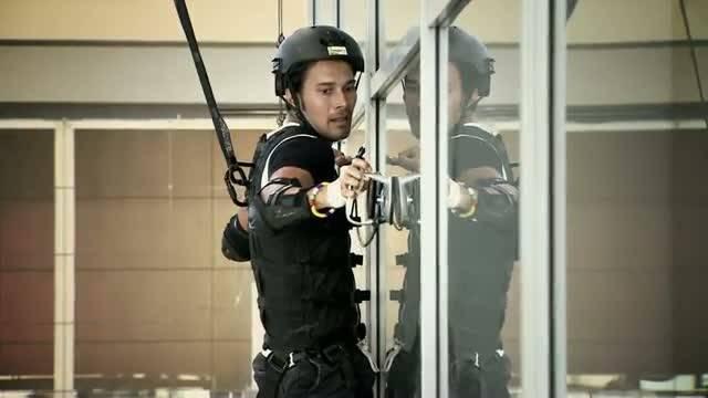 Rajniesh becomes Spiderman:Ep-18, Khatron Ke Khiladi #Seg 2