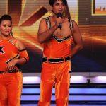 Rakesh and Samina