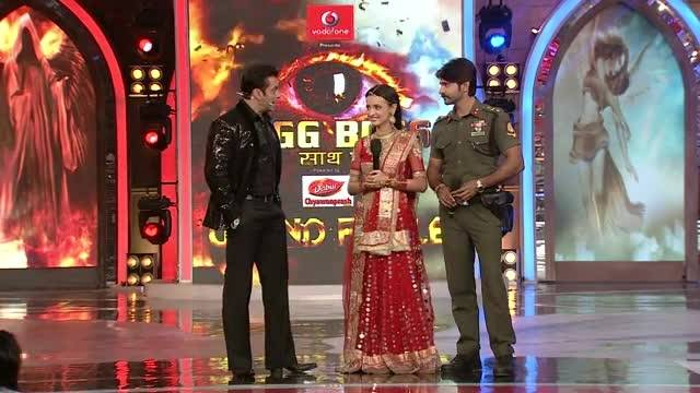 Rangrasiya on BB7 stage: BB Saath – 7, Day 104 #Seg-07