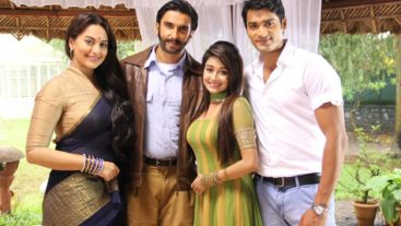 Ranveer and Sonakshi to appear in Uttaran!