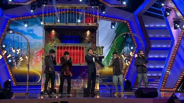 Ranveer raps with boys: IGT5, Ep-10, #Seg-9