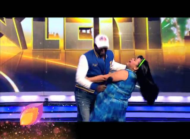Remo and Bharti's romantic dance #IGT-5